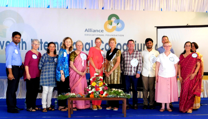 Guests and organizers of Colloquium 2019