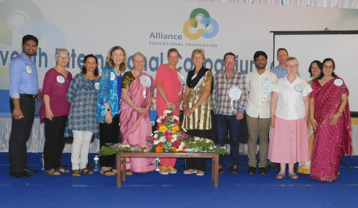 Colloquium Guests and Organisers Inaugural Session